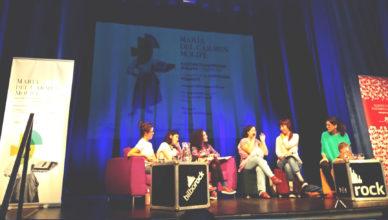 la poderío congreso de periodismo feminista